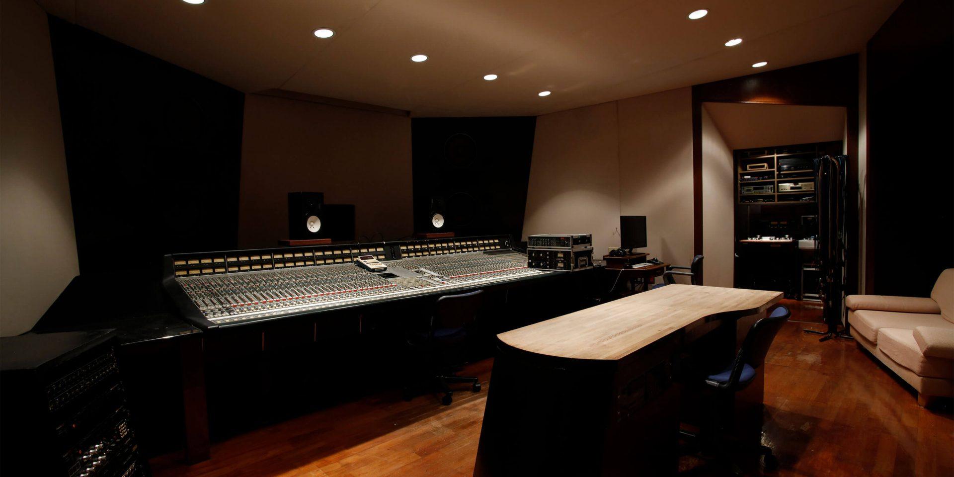 東京のレコーディングスタジオ FREEDOM STUDIO INFINITY(フリーダム ...